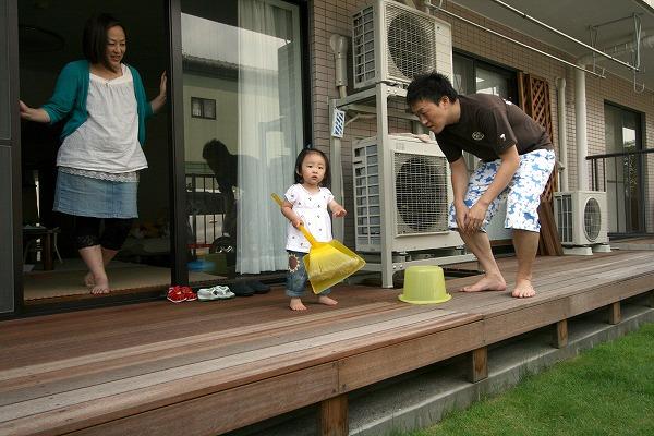Kids&Run!広々空間で、のびのび子育て奮闘中
