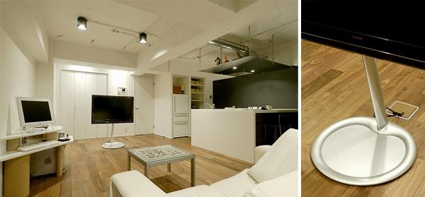 大きなアイランドキッチンのある住まいで見つけた合理的でシンプルな暮らし方