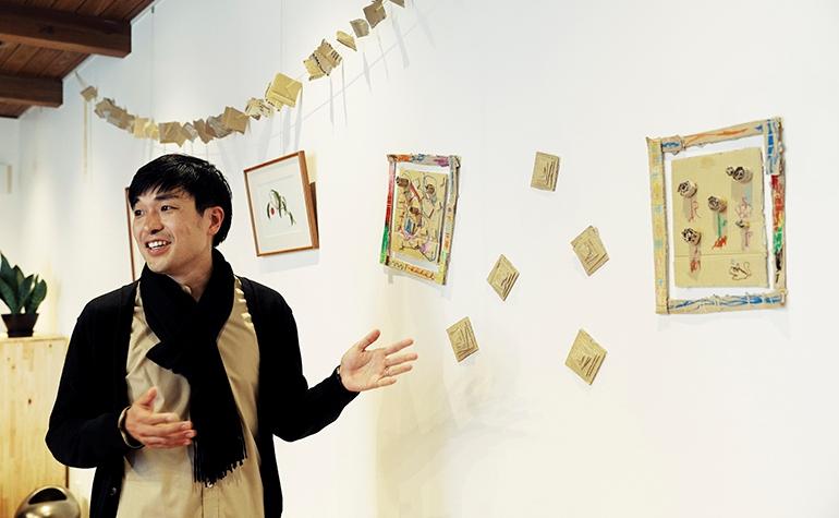 松本理寿輝さんインタビュー