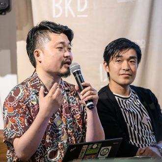 松本理寿輝さん・内沼晋太郎さんトークイベントレポート