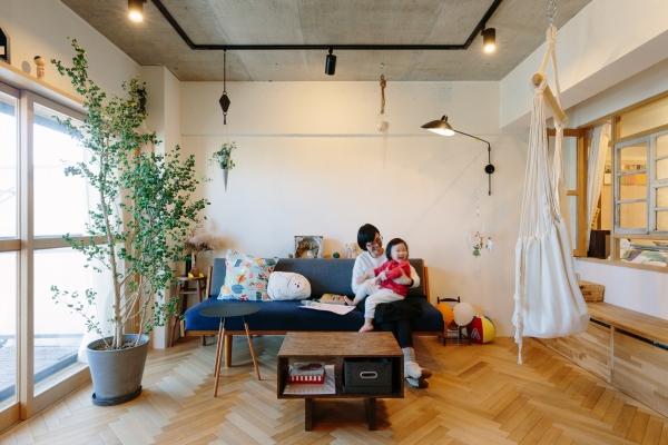 親子が暮らしやすい導線と空間