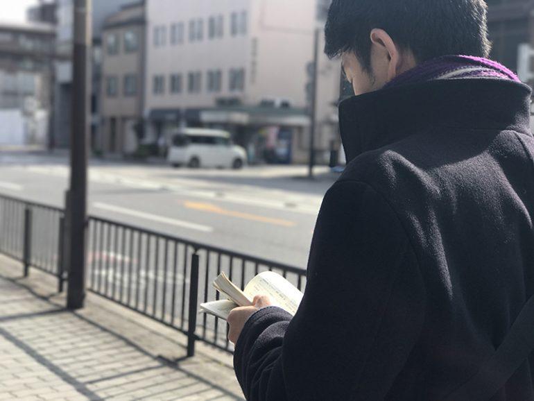 俳人・堀本裕樹と初春の京都吟行。季節を知り、自分を見つめる|後編