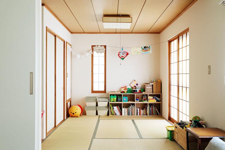 """OURHOME-Emiさんが考える「子どもが""""自分で""""決める、子どもの空間と収納」"""