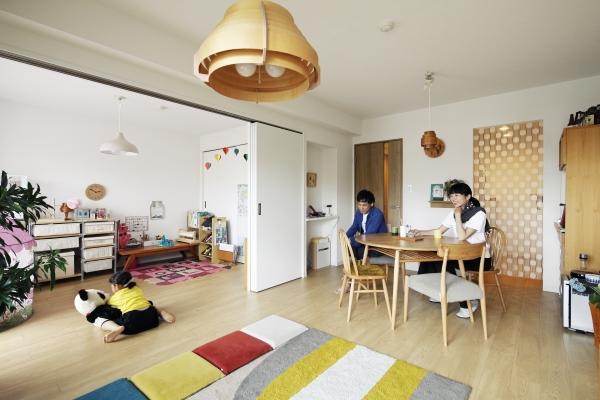 専用庭と絵画教室