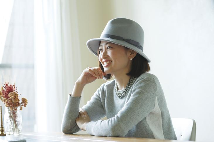山川咲さんインタビュー