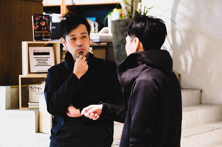 野崎亙さんインタビュー