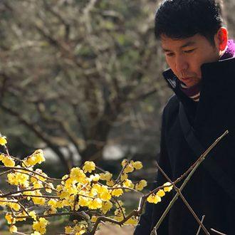 俳人・堀本裕樹と初春の京都吟行。季節を知り、自分を見つめる|前編