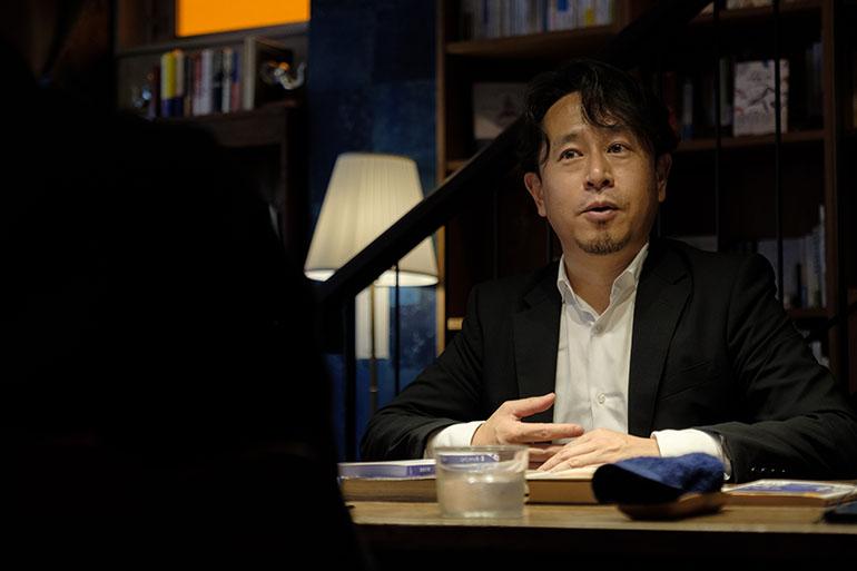 影山知明さんインタビュー