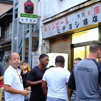 風、ひと、酒-横須賀【後編】2つの国が混ざり合うカオスを体験する街