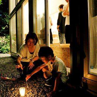 心地いい暮らしかたを実感。-『縁側で花火と麦酒』イベントレポート