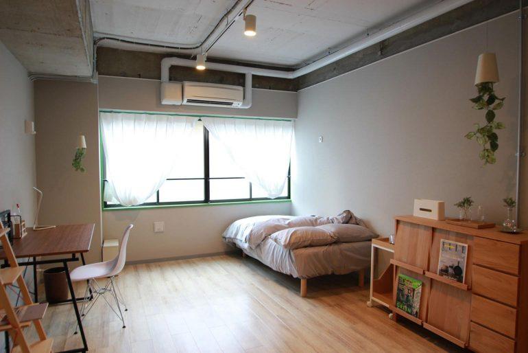 BEAKER 日本橋人形町|家具付きですぐに住める