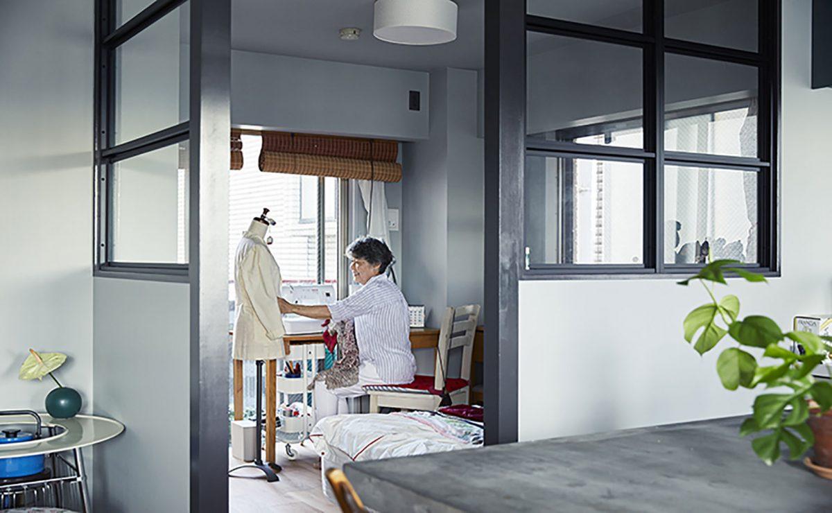 おしゃれな「室内窓」11選住まいに光と風を届ける